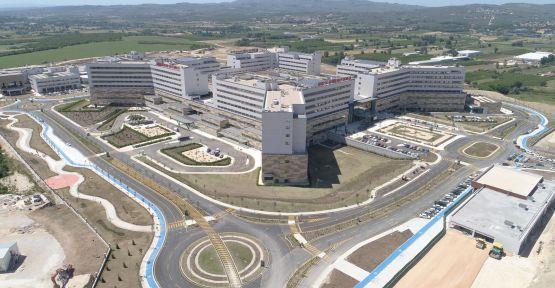 745 bin 364 metrekarelik dev tesis hizmete açıldı