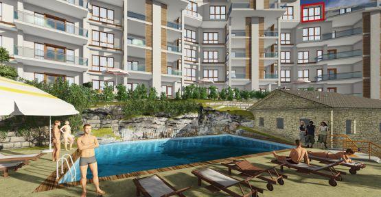 Mudanya'nın manzarası Olivium 2