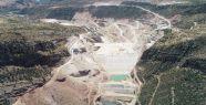 Türkiye'nin ikinci büyük sulama barajı...