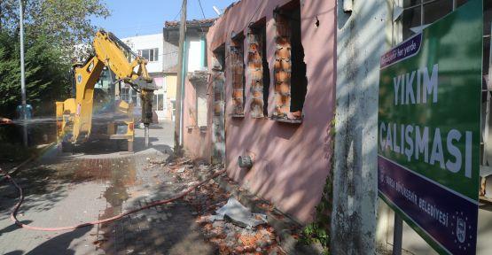 Yapı stoku yıkımlarla güçleniyor